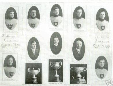 1909-10 OHA Senior Season