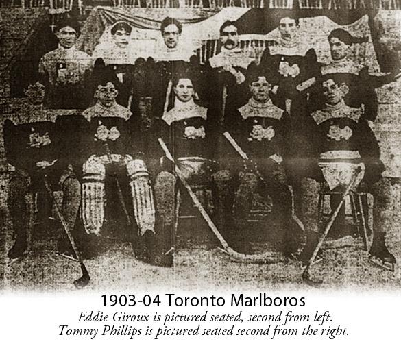 1903-04 OHA Senior Season