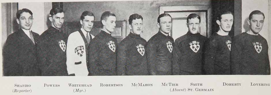 1927-28 CIAU Season
