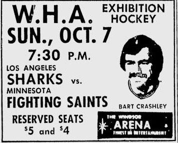 1973–74 Los Angeles Sharks season