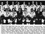 1963-64 WHL (minor pro) Season
