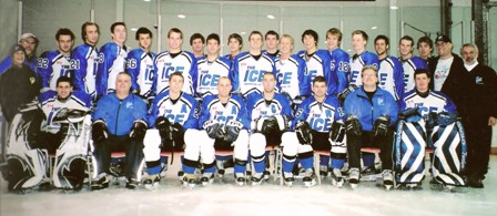 2007-08 COJCHL Season