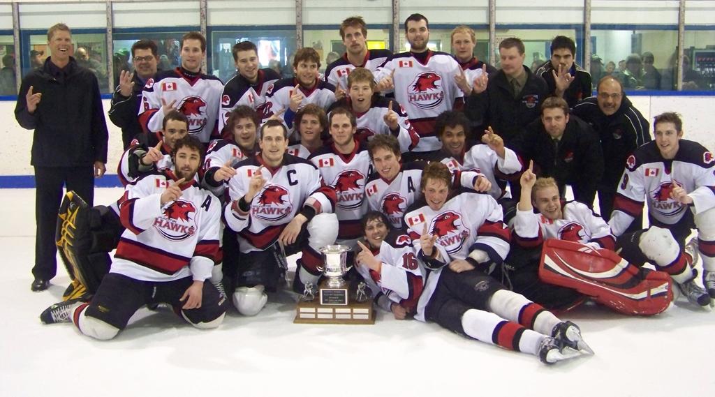 2009-10 WOJCHL Season