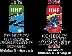 2016 IIHF World U18 Championship Division II