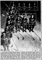 1953-54 WIHL Season
