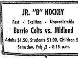 1974-75 MOJBHL Season