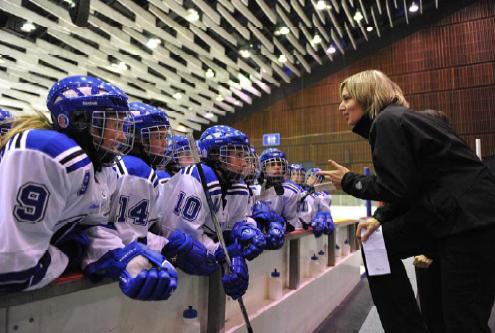 Montreal Carabins women's ice hockey