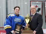 Ed Belfour Top Goaltender Trophy