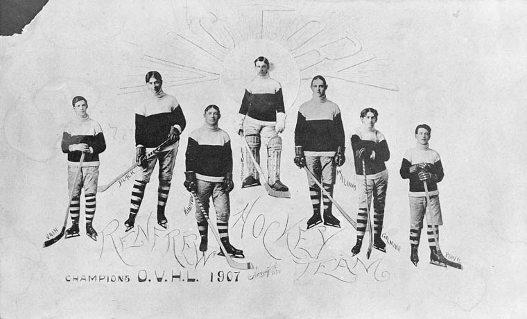 1906-07 Ottawa District Intermediate Playoffs