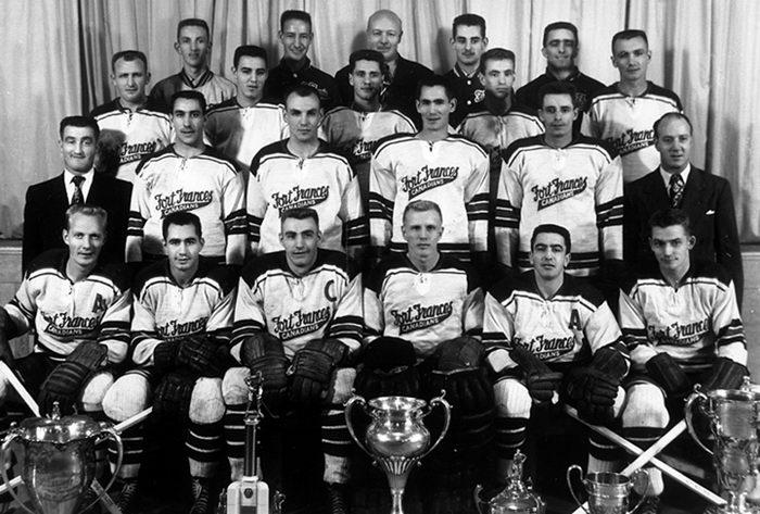 1951-52 Thunder Bay Senior Playoffs