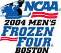2004 Frozen Four logo