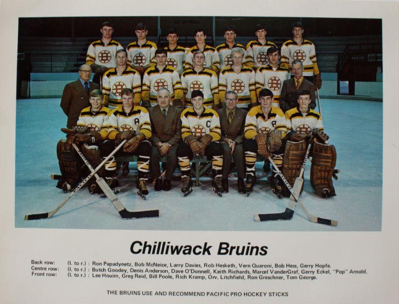 1971-72 BCJHL Season