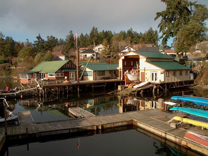 Brentwood Bay, British Columbia