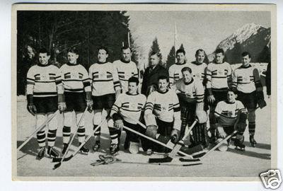 1936 Germany national ice hockey team
