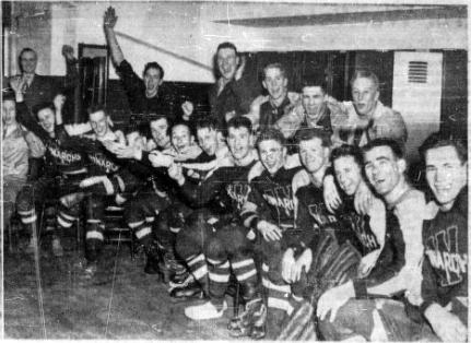 1945-46 Memorial Cup Final