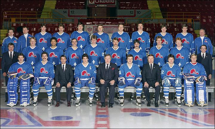 1983–84 Quebec Nordiques season