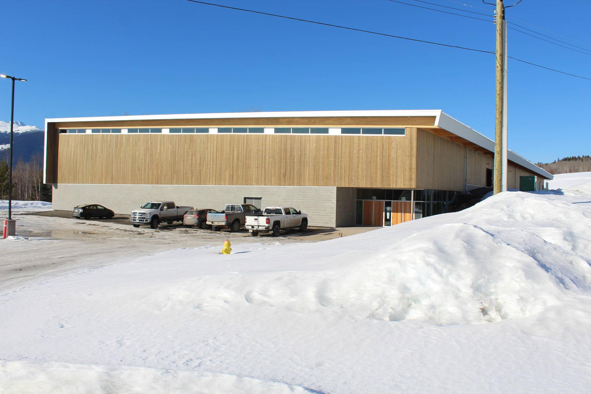 Upper Skeena Recreation Centre