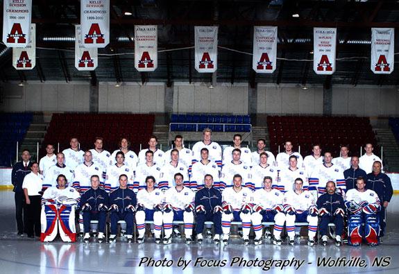 2002-03 AUS Season