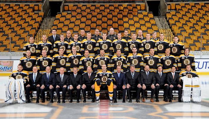 2013–14 Boston Bruins season
