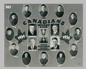 1934-35 Alberta Junior Playoffs