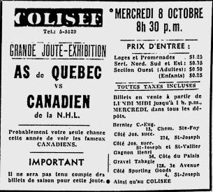 1947–48 Montreal Canadiens season