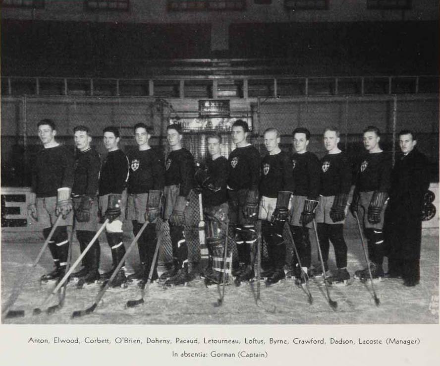 1934-35 Intermediate Intercollegiate