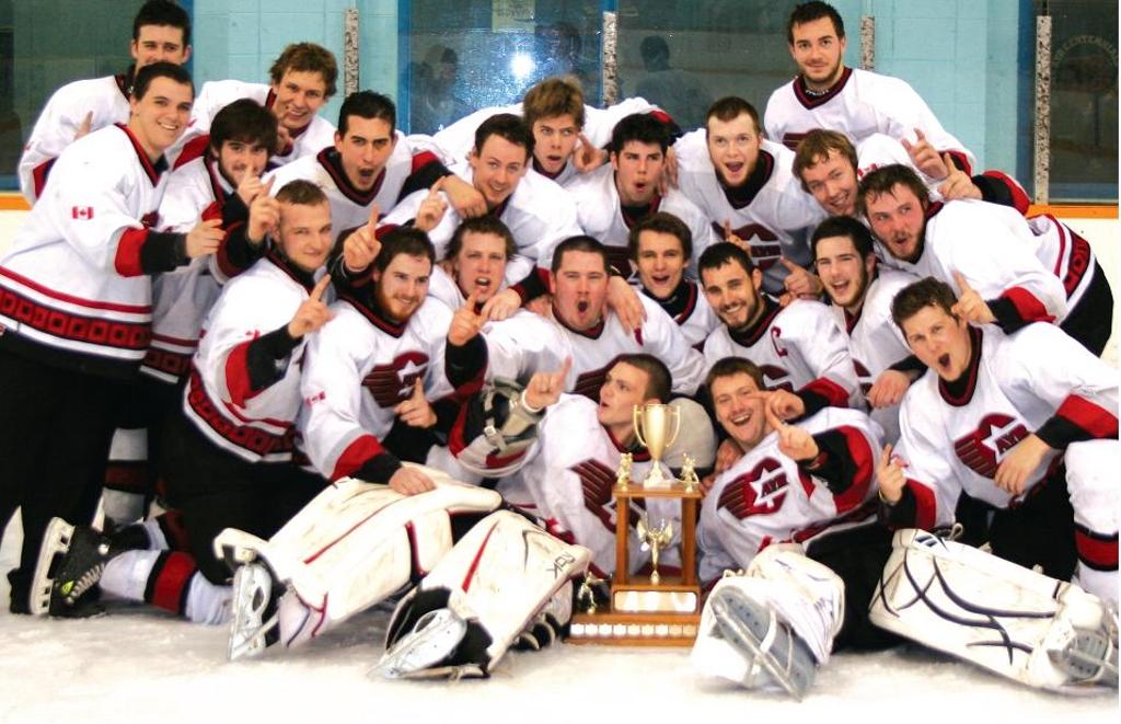 2010-11 SOJHL Season