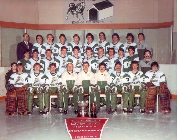 1982-83 CWUAA Season