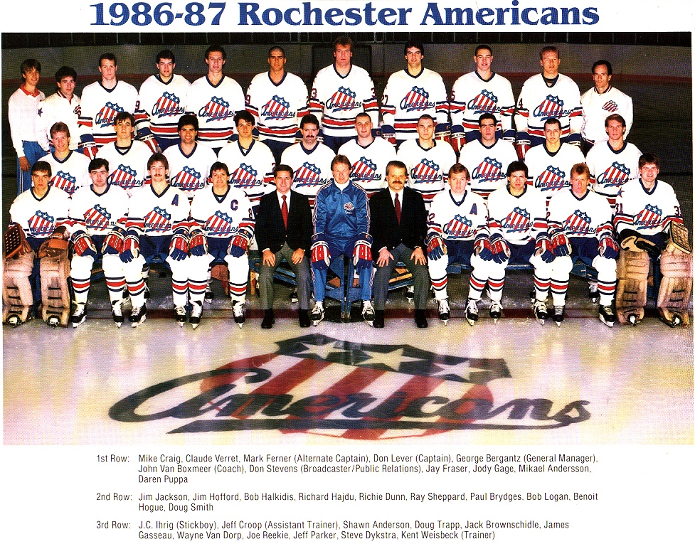 1987 Calder Cup Playoffs