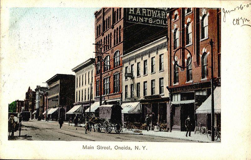 Oneida, New York