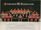 2005–06 Ottawa Senators season