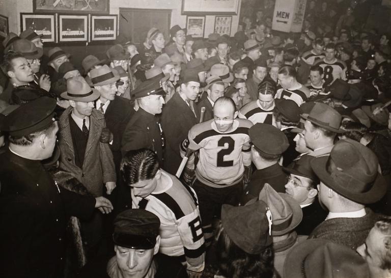 1939 Stanley Cup Finals