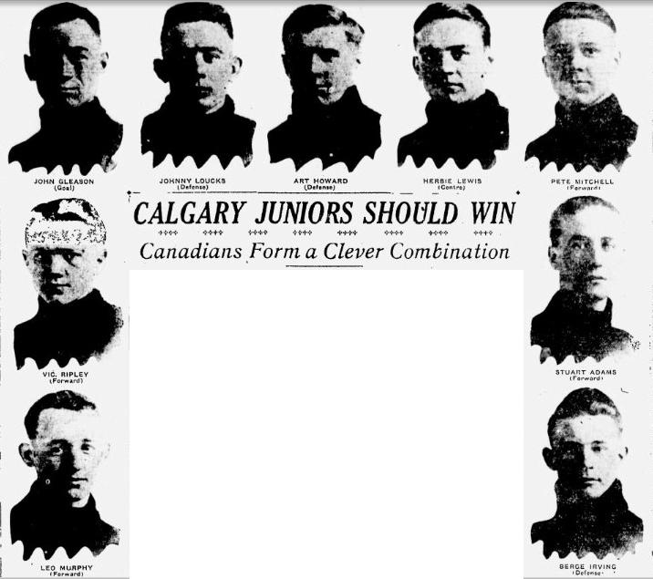 1922-23 Alberta Junior Playoffs