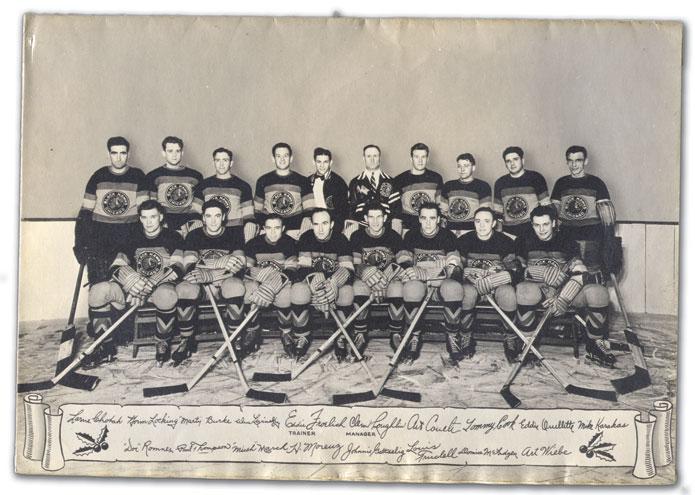 1935–36 Chicago Black Hawks season