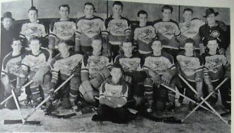 1941-42 Thunder Bay Junior Playoffs