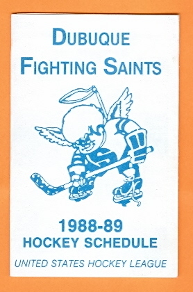 Dubuque Fighting Saints (1980-2001)