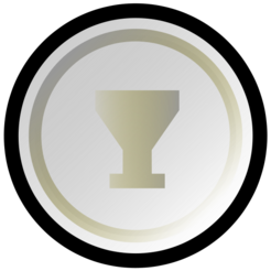 Silver medal with cup.png