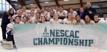 2013-14 NESCAC Women's Season