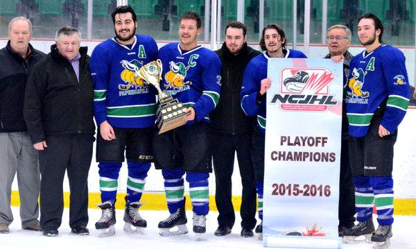 2015-16 NCJHL Season