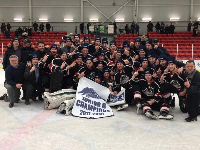 2017-18 NSJHL Season
