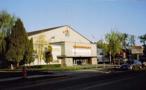 Kerrisdale Cyclone Taylor Arena