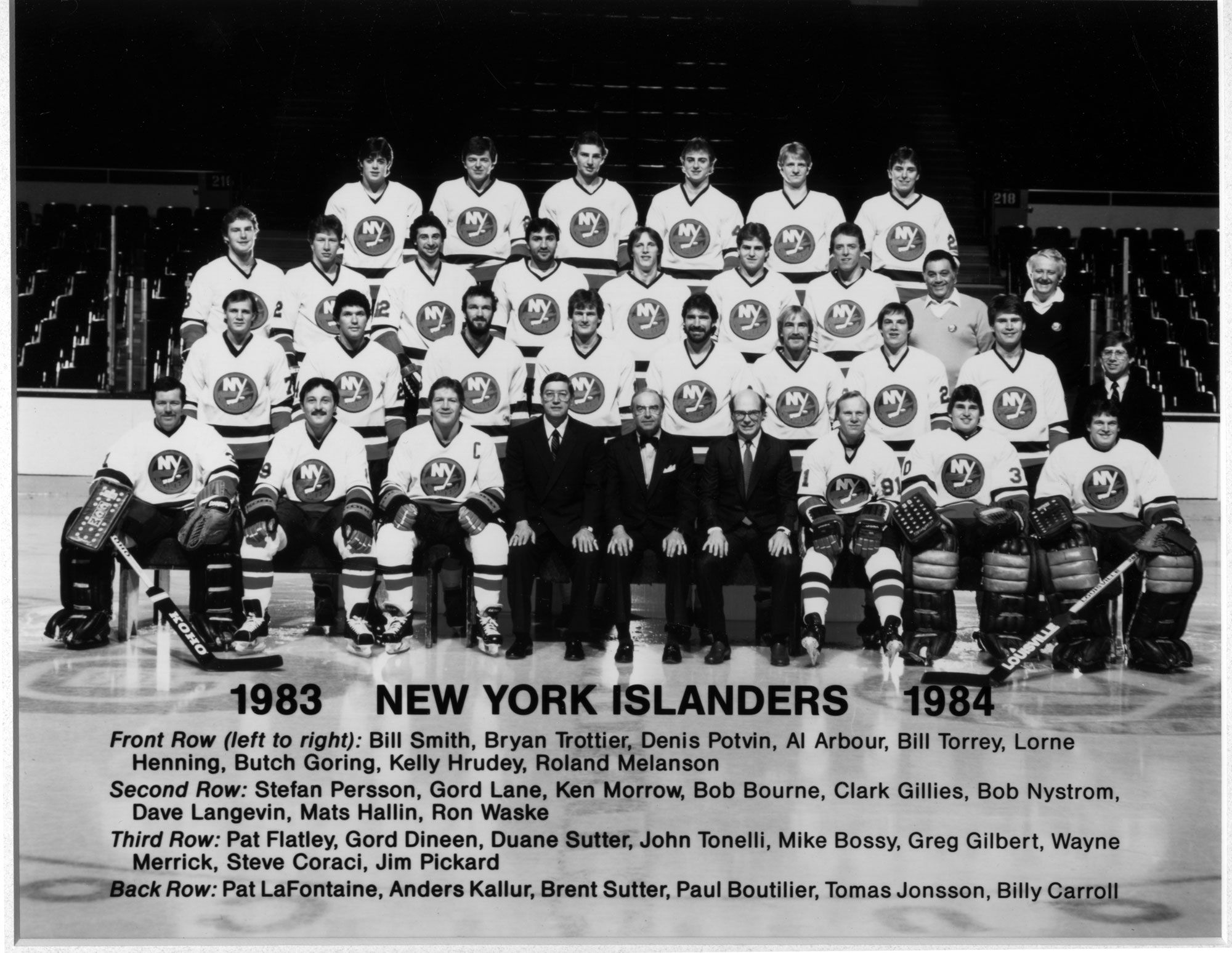 1983–84 New York Islanders season