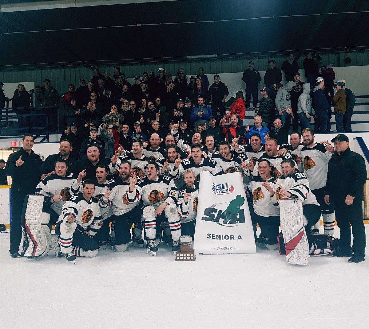2019 Saskatchewan Senior Playoffs