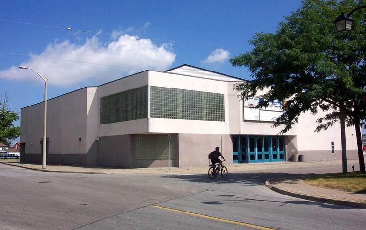 Niagara Falls Memorial Arena