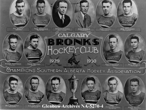1929-30 Alberta Senior Playoffs