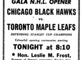 1949–50 Toronto Maple Leafs season