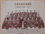 1953 Stanley Cup Finals