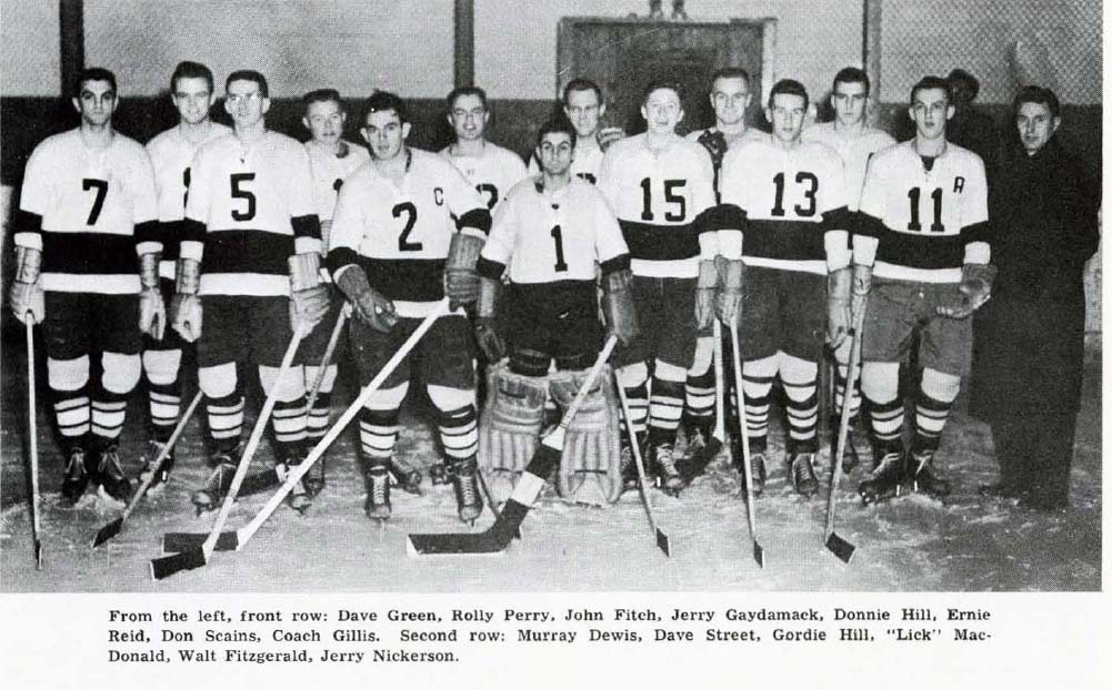 1954-55 MIAA Season