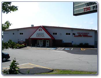 Sackville Community Arena
