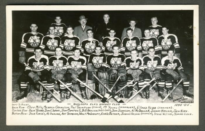 1949-50 British Columbia Senior Playoffs